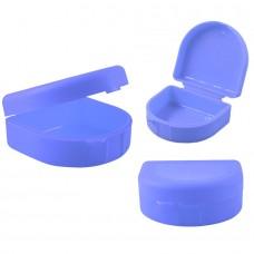 Andent DB11 контейнер для хранения ортодонтических конструкций голубой (71*78*37)