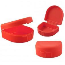 Andent DB11 контейнер для хранения ортодонтических конструкций красный (71*78*37)