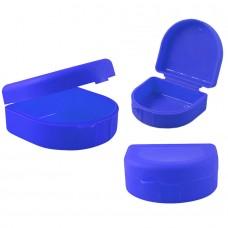 Andent DB11 контейнер для хранения ортодонтических конструкций синий (71*78*37)