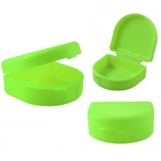 Andent DB11 контейнер для хранения ортодонтических конструкций зеленый (71*78*37)