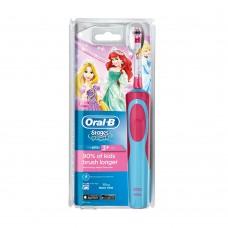 """Braun Oral-B электрическая зубная щетка для детей """"Принцессы"""" Strages Power на аккумуляторе"""