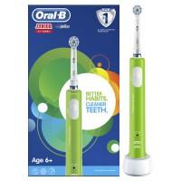 Braun Oral-B Junior 6+ электрическая щетка с таймером на аккумуляторе детская