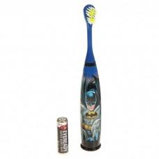SmileGuard Batman Turbo Power детская зубная щетка с батарейкой 6+