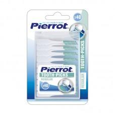 Pierrot tooth-picks regular межзубные ершики (40 шт)
