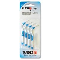 Tandex Flexi Max Aqua межзубные ершики 0.60 мм проволока, 3.00 мм ершик голубые
