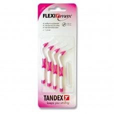 Tandex Flexi Max Coral межзубные ершики 0.40 мм проволока, 2.50 ершик розовые