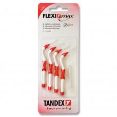Tandex Flexi Max Ruby межзубные ершики 0.50 мм проволока, 3.00 ершик красный