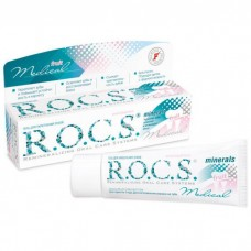 ROCS Medical Minerals Fruit укрепление зубов (45 гр)