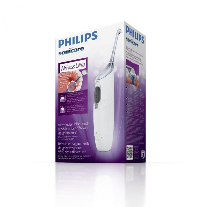 Philips AirFloss Ultra HX8331/01 ирригатор портативный для полости рта