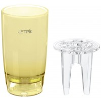 Jetpik Стакан с функцией подачи воды (Жёлтый)