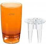 Jetpik Стакан с функцией подачи воды (Оранжевый)