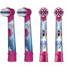 Braun Oral-B Stages Power Frozen EB10K насадки для электрической щетки (4 шт)