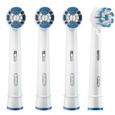 Braun Oral-B EBS17-3 + EB60-1 Sensitive Clean + Sensi Ultra Thin насадки (4 штуки)
