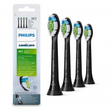 Philips DiamondClean Standart Black черные насадки (4 шт)