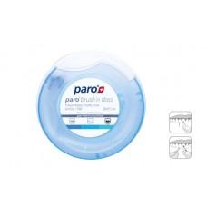 Paro brushn floss зубная нить для брекетов губчатая 20 шт по 15 см