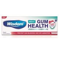 Wisdom Daily Gum Health зубная паста с хлоргексидином для десен 75 мл