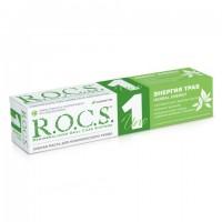 Рокс UNO Herbal Energy зубная паста энергия трав для комплексного ухода (74 гр)