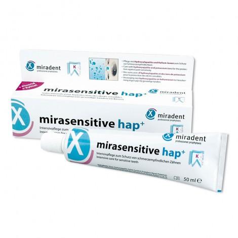 Miradent Mirasensitive Hap зубная паста для сверхчувствительных зубов с гидроксиапатитом (50 мл)