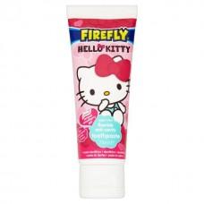 SmileGuard Hello Kitty Strawberry cel зубная паста-гель с флюоридом со вкусом клубники (75 мл)