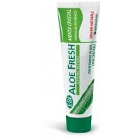 Aloe Fresh Crystal Mint гелевая зубная паста профилактика кариеса 100 мл