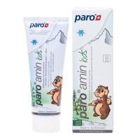 Paro amin kids 0-6 лет зубная паста на основе аминфлюорида 75 мл
