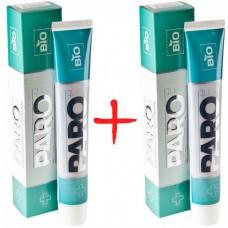 Paro dent BIO melissa Зубная паста на основе натуральных экстрактов (75 мл)