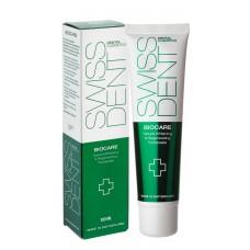 Swissdent Biocare зубная паста отбеливающая для чувствительных зубов (100 мл)