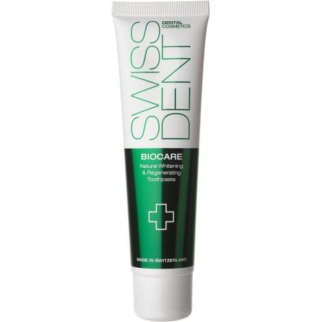 Swissdent Biocare зубная паста отбеливающая для чувствительных зубов (50 мл)