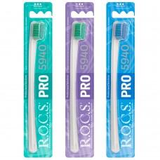 ROCS PRO 5940 Soft зубная щетка мягкая (1шт)