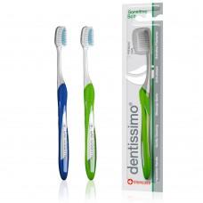 Dentissimo Sensitive Soft зубная щетка мягкая, для чувствительных зубов