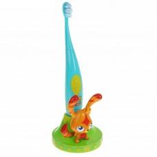 SmileGuard Moshi Monsters детская электрическая зубная щетка с подставкой-игрушкой 3+