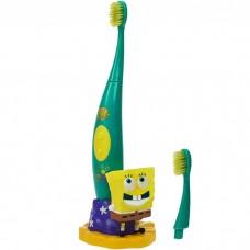 SmileGuard Spongebob Sonic toothbrush электрическая детская зубная щетка