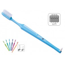 Paro S43 Зубная щетка мягкой жёсткости со сменной монопучковой насадкой