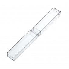 Tandex контейнер для зубных щеток (матовый и прозрачный)