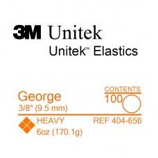 3M Unitek George (Джордж) 3/8 (9,35 мм) 6 Oz (170,1 г) эластики внутриротовые