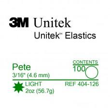 3M Unitek Pete (Пит) 3/16 (4,76 мм) 2 Oz (56,7 г) эластики внутриротовые
