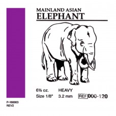 "American Ortodontic Elephant Слон 1/8"" (3.18 мм) 6,5 Oz. эластики внутриротовые"