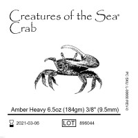 "Ortho Technology Crab (Краб) внутриротовые эластики 3/8"" 6,5 Oz"