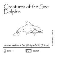 "Ortho Technology Dolphin (Дельфин) внутриротовые эластики 5/16"" 4,5 Oz"