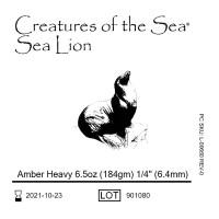 "Ortho Technology Sea Lion (Морской Лев) внутриротовые эластики 1/4"" 6,5 Oz"