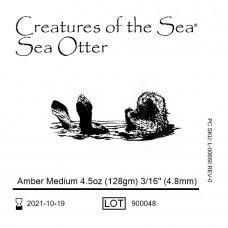 "Ortho Technology Sea Otter (Морская Выдра) внутриротовые эластики 3/16"" 4,5 Oz"