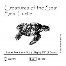"Ortho Technology Sea Turtle (Черепаха) внутриротовые эластики 3/8"" 4,5 Oz"