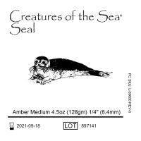 "Ortho Technology Seal (Тюлень) внутриротовые эластики 1/4"" 4,5 Oz"