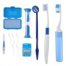 Azdent Orthodontic Kit Ортодонтический набор синий 8 в 1 PRC405