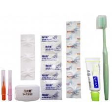 Y-Kelin Ortodontic Kit Дорожный ортодонтический набор для брекетов розовый для неё