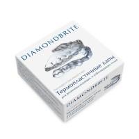 Diamondbrite термопластичные капы для реминерализирующих и отбеливающих гелей с футляром
