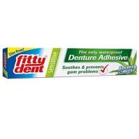 Fittydent sensitive Фиксирующий крем для супер фиксации съемных зубных протезов (40 гр)