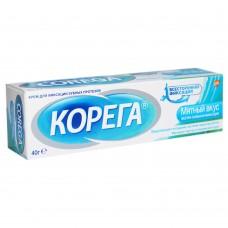 Корега крем для фиксации зубных протезов экстра-сильный мята (40 гр) SE6J
