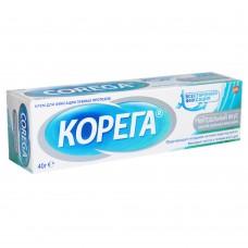 Корега крем для фиксации зубных протезов нейтральный вкус (40 гр) 3M9R
