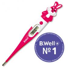 B.Well WT-06 Flex Кролик термометр медицинский электронный с гибким наконечником